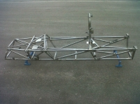 New chassis fabricated to order